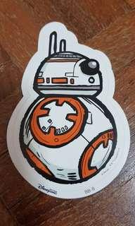 Disneyland BB-8 Sticker