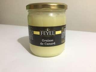 Feyel graisse de canard 鴨油 320g 鴨脾