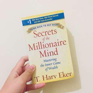 Secrets of The Millionaire Mind - T. Harv Eker