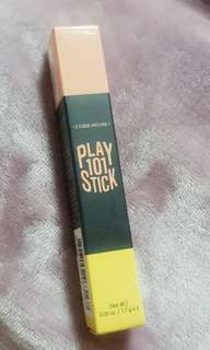 Etude House Play 101 Stick, Colour Contour Duo in #01.