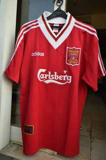 Liverpool Classic Jersey 95/96