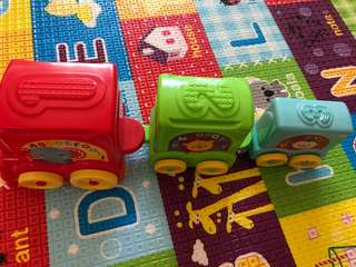 Fisher Price Stack and Roll Cho cho