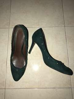 Charles & Keith studded heels