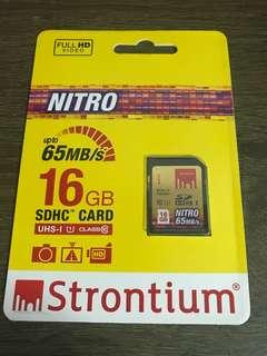 Strontium SDHC Card 16GB