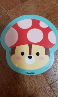 Disneyland Mushroom Chip sticker