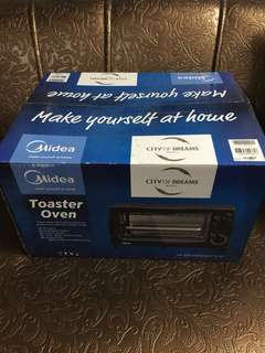 Midea Limited Edition City of Dreams Oven Toaster