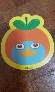 Disneyland Tangerine Perry Sticker