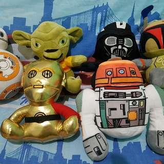Brandnew Star Wars Stuff toys