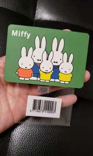 全新 正版 miffy 米菲兔 電話簿一本 1990-1991年產品