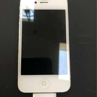 Apple iPhone 4S 8 GB Smartphone - White