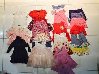 12- 18mth Branded clothes- Ralph Lauren, Armani etc