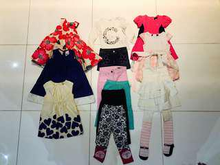 Branded kids clothes- 2 yr old