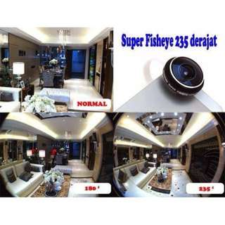 SUPER FISH EYE 235