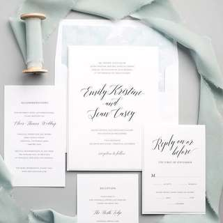 Emily - invitation