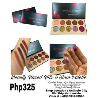 Beauty Glaze Glitz & Glam Palette (BEST SELLER!)