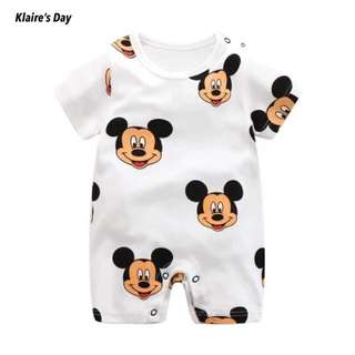Disney Mickey Mouse Onesie Romper #babydivision