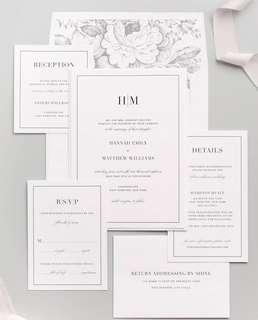 Hannah - invitation