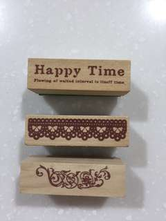 🚚 Stamp Set
