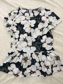 Preloved Floral Top