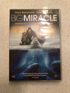 DVD Movie: Big Miracle