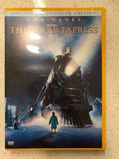 DVD Movie: The Polar Express