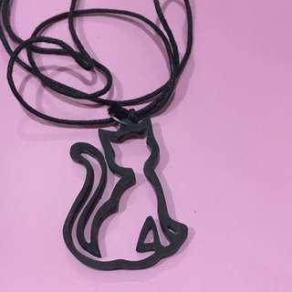 Kids accessories / girls / kalung kucing