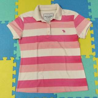 Ambercrombie & Fitch Polo Shirt