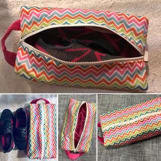 Shoe bag - waterproof fabric