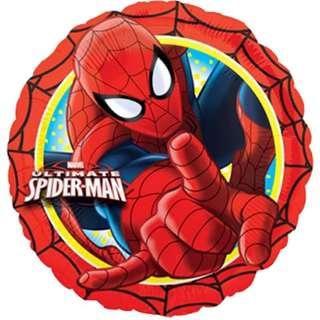 Spiderman Helium Balloons