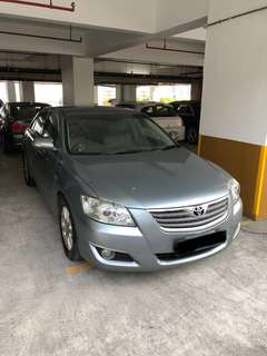 Toyota Camry 2.0A FOR RENT! (Hari Raya Week)