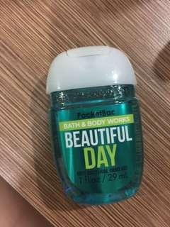 Bath n body works hand sanitizer