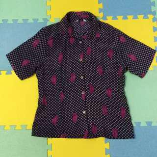 Collared Blouse B