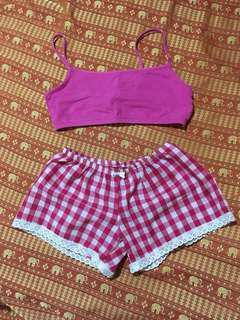 Pajama Shorts - Bottom Only