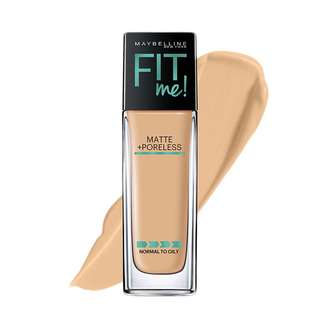 Maybelline Fit Me Matte + Poreless Foundation for Normal to Oily Skin (SHADE 228 SOFT TAN)