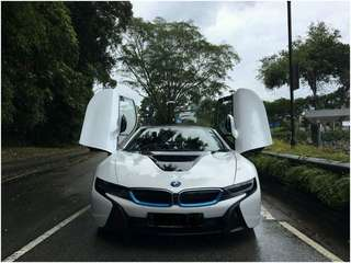 BMW i8 Pure Auto Impulse