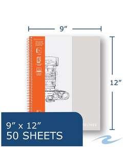 Whitelines roaring spring sketch book