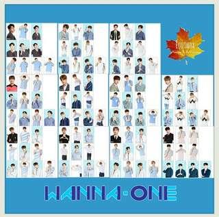 Wanna One YO-HI 代言個人水晶卡貼