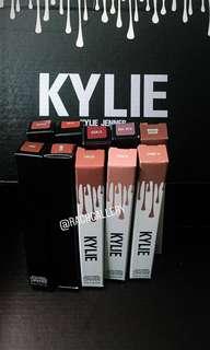 Instock Kylie Liquid Lipsticks Velvet Mattes