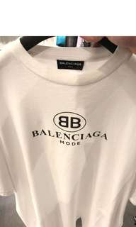 🆕 Authentic BALENCIAGA MODE Tee