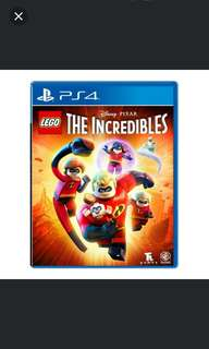 PS4 Lego The Incredibles (R3)