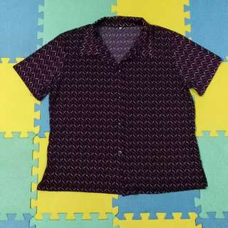 Collared Blouse D