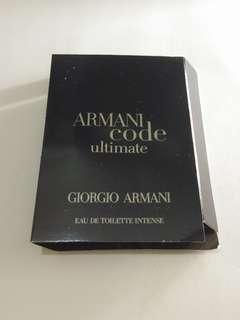 Vial Parfum Armani Eau de Nuit Giorgio Armani 1,5ml EDT