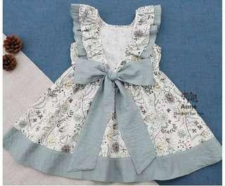 🚚 女童韓版洋裝