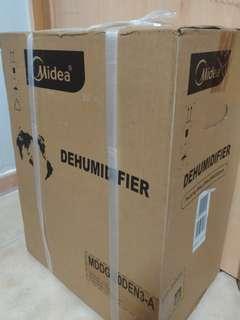 全新未拆盒 Midea 美的抽濕機 MDDG-20DEN3-B Dehumidifier