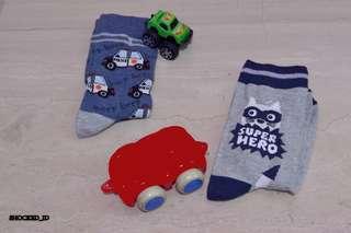 Long Sock Kids 5