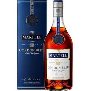 Duty Paid Martell Cordon Bleu 70cl FUSAF