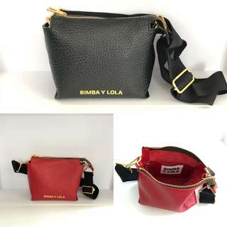 Bimba Y Lola Leather Medium