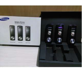 Samsung Dummies - F210 set