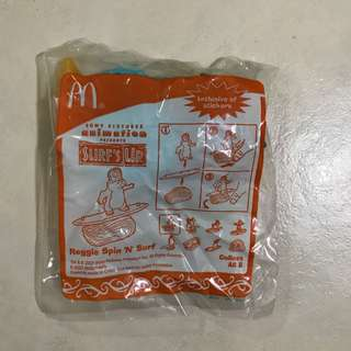 McDonald's Happy Meal Toy: Surf's Up