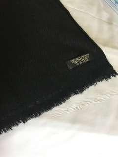 小童上學用頸巾,黑色